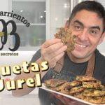 CROQUETAS DE JUREL. Receta Sana y Deliciosa - Croquetas de Pescado Alvaro Barrientos