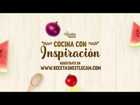 Cocina con Inspiración   Recetas Nestlé CAM