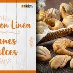 Curso en Línea - Pan dulce con premezcla de masas dulces  Mi receta de cocina