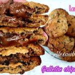GALLETAS CON CHISPAS DE CHOCOLATE RELLENAS, (PARA NEGOCIO) tips y consejos, LO QUE NADIE TE DICE👍  Mi receta de cocina