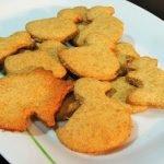 GALLETAS DE ESPELTA Y NARANJA - Receta 102  Mi receta de cocina