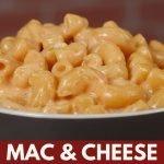 Macarrones con Queso | La receta de Mac and Cheese mas fácil y rápida | Katastrofa La Cocina