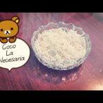 Postre: Trufas De Almendra Y Coco  Mi receta de cocina