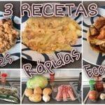 🥘RECETAS fáciles, rápidas y económicas🥘 // Recetas para medio día // La Mari Cocina