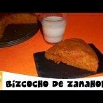 Receta 42: Bizcocho de zanahoria / Carrot Cake  Mi receta de cocina