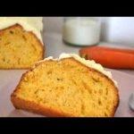 Receta Carrot Cake (pastel de zanahoria  Mi receta de cocina