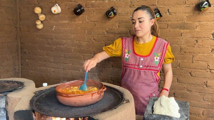 Receta Michoacana de Tierra Caliente La Cocina En El Rancho