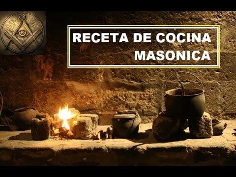 Receta de COCINA MASONICA