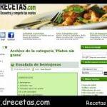 Recetas cocina faciles - Recetas chef - Platos recetas