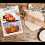 Recetas de vecinos de Priego de Córdoba. Bizcocho casero elaborado por Rocio Osuna  Mi receta de cocina