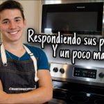 Respondiendo preguntas y un poco mas! Gio en la cocina - Recetas Cubanas Cuban Recipes Comida Cubana