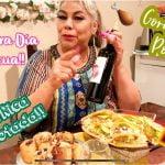 Ricas Recetas para Pascua de Gorditas de pollo 🍗 y Capirotada #PrimeroALDI