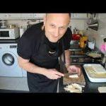 SANDWICH MIXTO CON BESAMEL. Recetas de cocina fáciles, sanas y baratas. Luis Llamas  COVID_19
