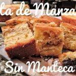 TORTA DE MANZANAS SIN MANTECA + Clafoutis Express! (RECETA TERMINADA!)