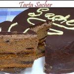 Tarta Sacher Especial Día del Padre   Receta de Cocina en Familia
