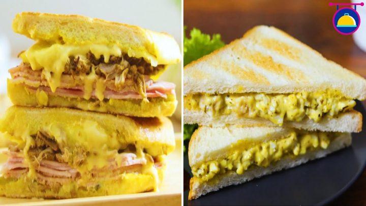 Tortas y sandwiches gourmet - Recetas deliciosas | Compañía de Cocina