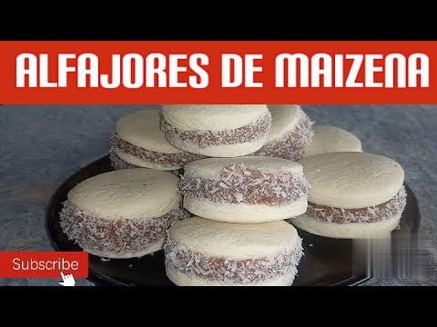 #cocina #recetas Alfajores de maizena|  ELIANA DIAS PAIS