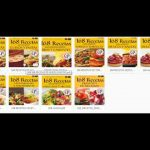 pack de libros de cocina 168 recetas