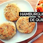 Hamburguesas de Quinoa | Receta con Quinoa 😍 MACROBIÓTICA  Mi receta de cocina