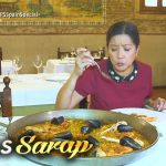 Piña Sarap: Fideua, paella hecha de pasta!