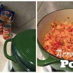 RECETA | Arroz Con Pollo | One Pot & Easy!