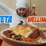 Receta solomillo wellington Junior Masterchef, cocina infantil
