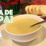 Sopa de Papas! Como hacer Sopita de Papa - Potato Soup Recipe
