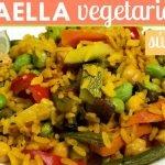 Paella vegetariana | Cocina de Addy