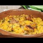 Receta de arroz con pollo al horno - Bruno Oteiza