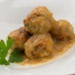 Albóndigas de perlón - Cocina Abierta de Karlos Arguiñano