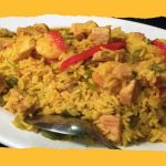 Paella Cubana | Cocinando en Familia | Como hacer Paella.