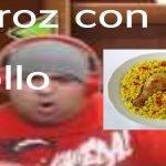 Arroz con pollo feat. Dashie (letra)