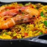 🥘 La mejor Paella Keto | Low-Carb | YoMasGreen