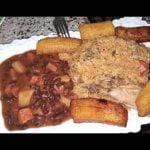 Arroz Con Pollo En Ghana.