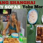 MUKBANG LUMPIANG SHANGHAI / CREAMY SOPAS / Yobz Morante
