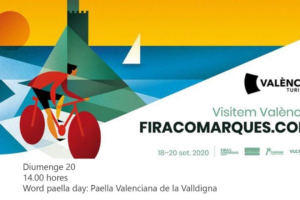 Word sartén day: Paella Valenciana de la Valldigna