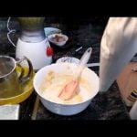 BIZCOCHO DE KIWI Mi receta de cocina