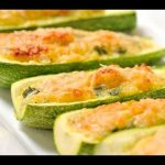 Calabacitas a la jardinera - Gardener Zucchini