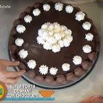 Receta: Super Torta de Maní con Chocolate - Morfi  Mi receta de cocina