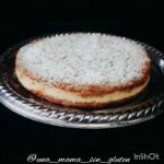 Torta de ricota sin gluten.  Riquísima y súper fácil!!!