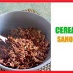 🔴 PREPARA CEREAL KETO【COCINA FACIL】| Prepara en 2 minutos Cereal KETO Que Adelgaza ‼ #keto