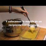 Receta 03- Tocino de cielo  Mi receta de cocina