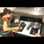 Comida Sana: Berenjena Astuta (invitada Erika Baum) - Roba Morena TV #60