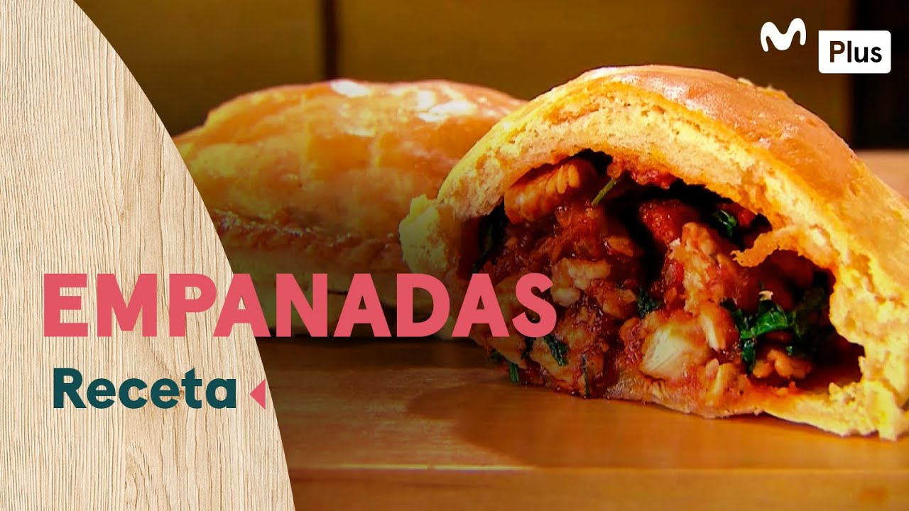 Receta: Empanadas caseras al estilo de Luciano Mazzetti | Cocina en un Toque
